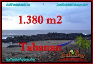 INVESTASI PROPERTY, TANAH di TABANAN BALI DIJUAL MURAH TJTB270