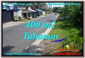 JUAL TANAH MURAH di TABANAN BALI Untuk INVESTASI TJTB296