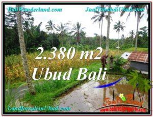 DIJUAL MURAH TANAH di UBUD BALI 23.8 Are di Ubud Payangan