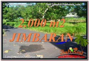 DIJUAL TANAH MURAH di JIMBARAN 20 Are di Jimbaran Uluwatu