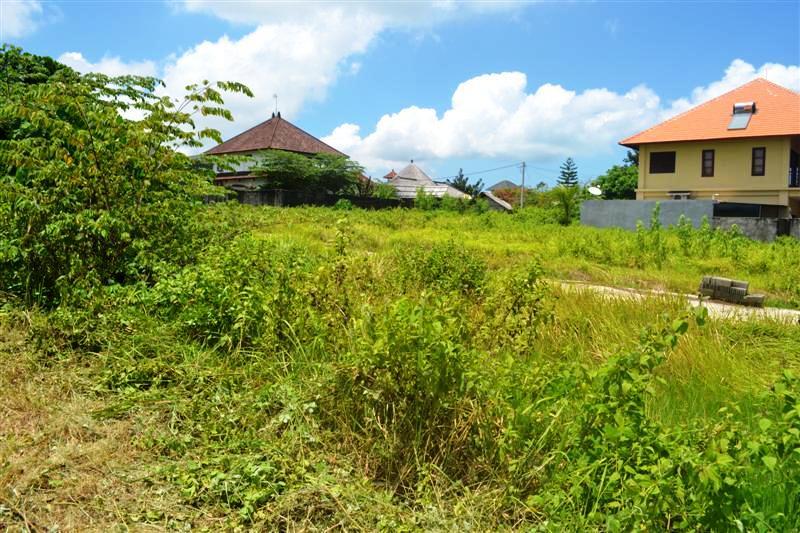 8 Tanah Canggu dijual